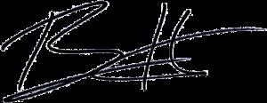 Brennen Hodge's Signature